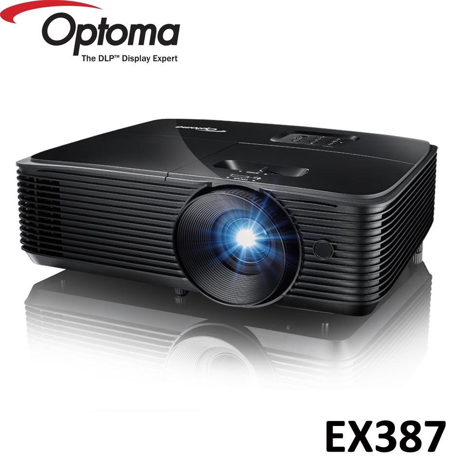 Máy chiếu OPTOMA EX387