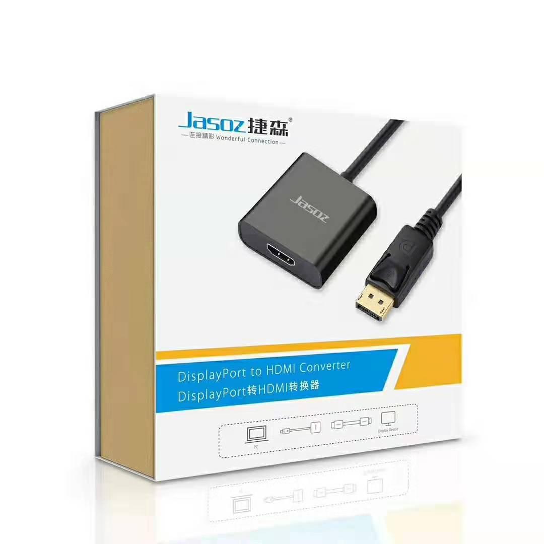 Cáp chuyển đổi Displayport sang HDMI JASOZ